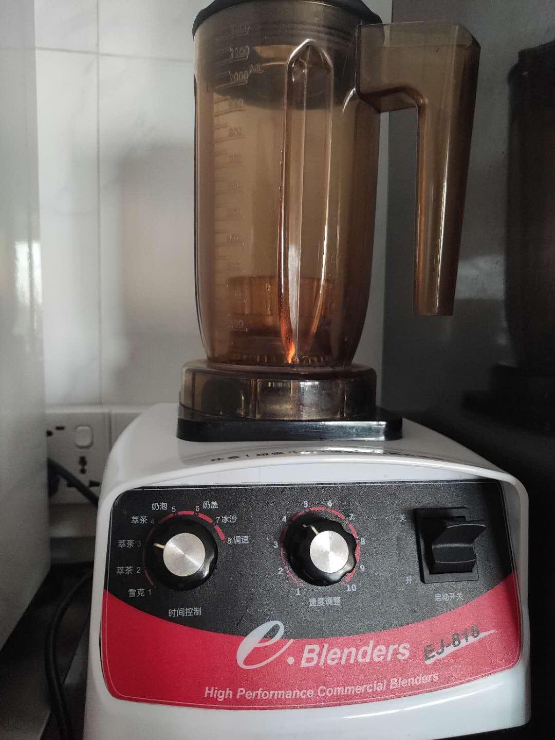 奶茶店常用设备萃茶机有什么用,如何使用?