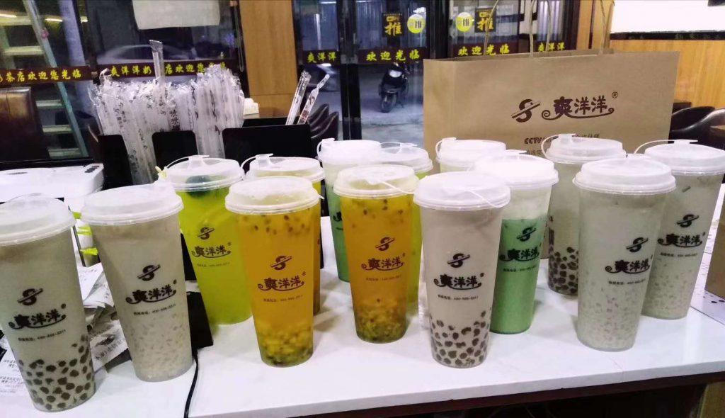 爽洋洋奶茶店要多少钱投资?爽洋洋奶茶官网公布2020年最新奶茶加盟费用及加盟条件